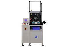 Reverse bend testing machine