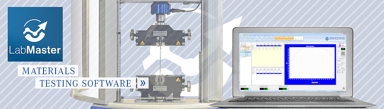 Materials Testing Software - Hegewald & Peschke
