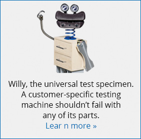 Williy provides typical Test Applications!